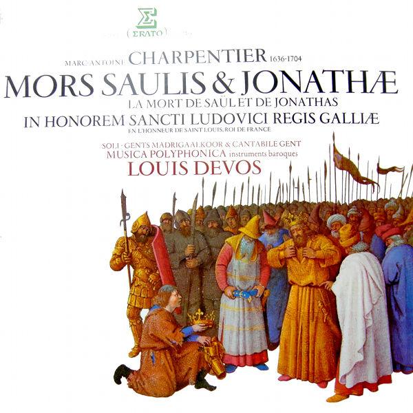 Mors Saulis et Jonathæ (M.A. Charpentier)