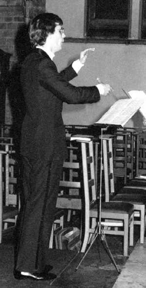 Johan Duijck in 1974