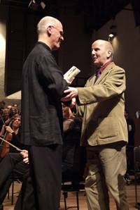 Johan Duijck met László Heltay © GMK/Filip Dujardin